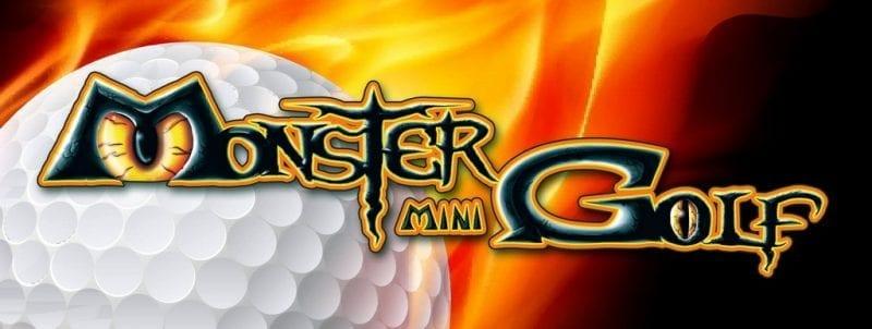 Kiss By Monster Mini Golf