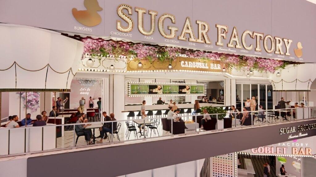 Sugar Factory American Brasserie