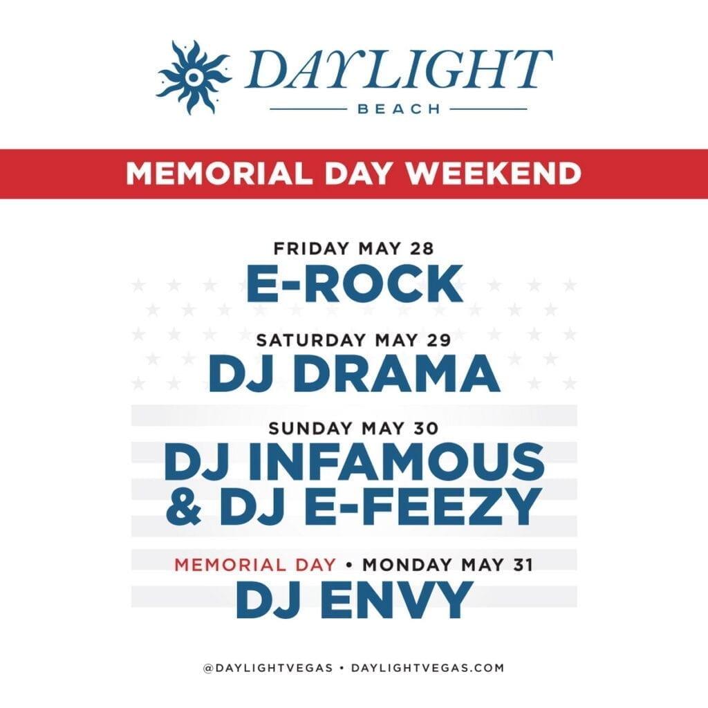 Daylight Beach - Memorial Day Weekend 2021