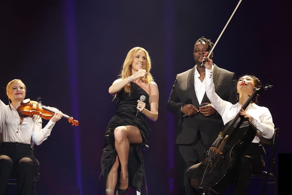 Celine Dion - Tokyo Performance