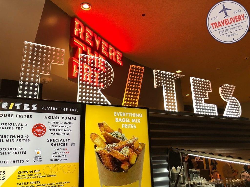 Frites Las Vegas