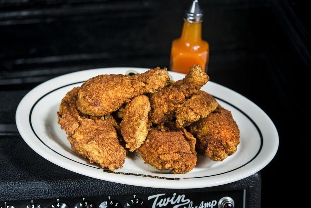 Brooklyn Bowl - Fried Chicken