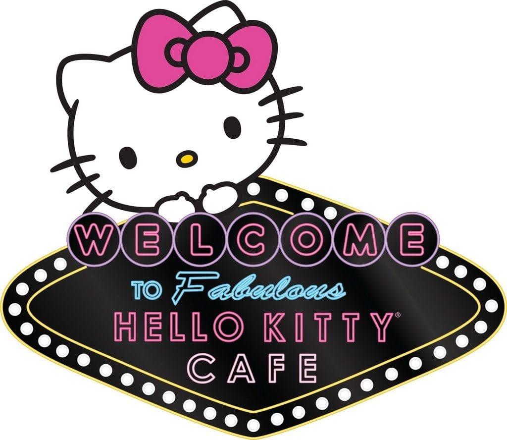 Hello Kitty Cafe Las Vegas