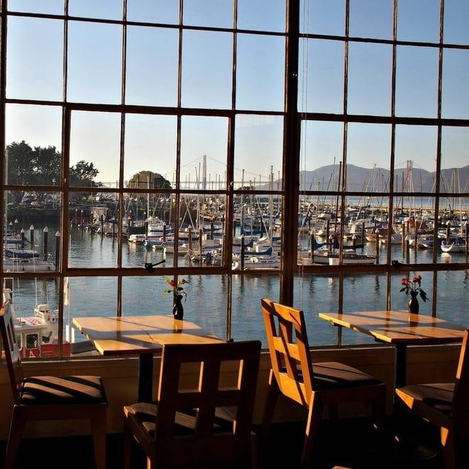 Greens Restaurant - San Francisco
