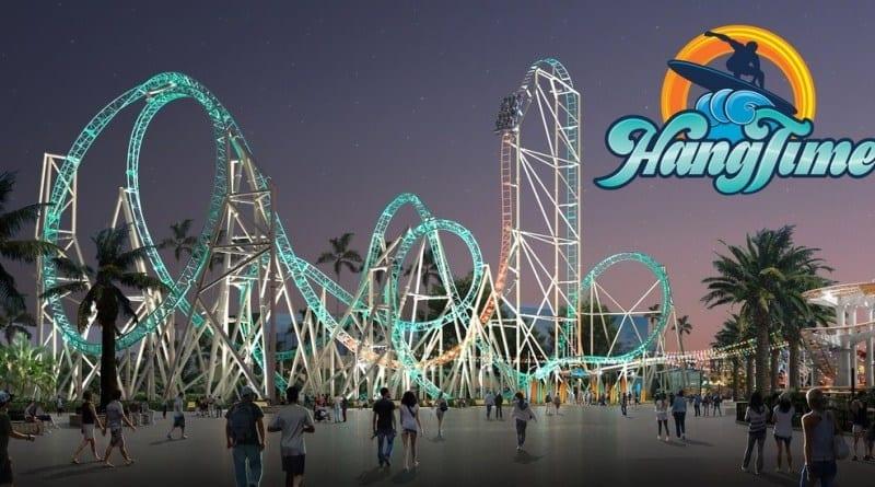 HangTime Rollercoaster