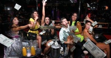 Larissa and Friends with Diamond Dollars