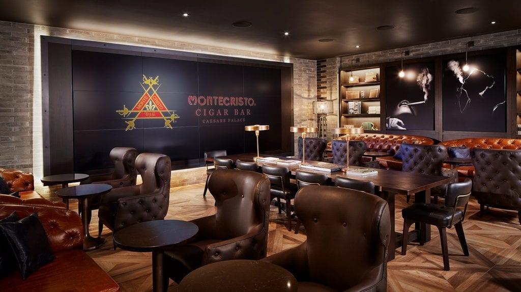 Montecristo Cigar Bar at Caesars Palace