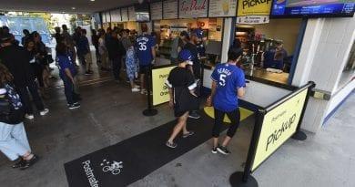 Postmates & Los Angeles Dodgers Enhance Fan Experience
