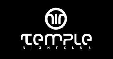 Temple Nightclub Logo