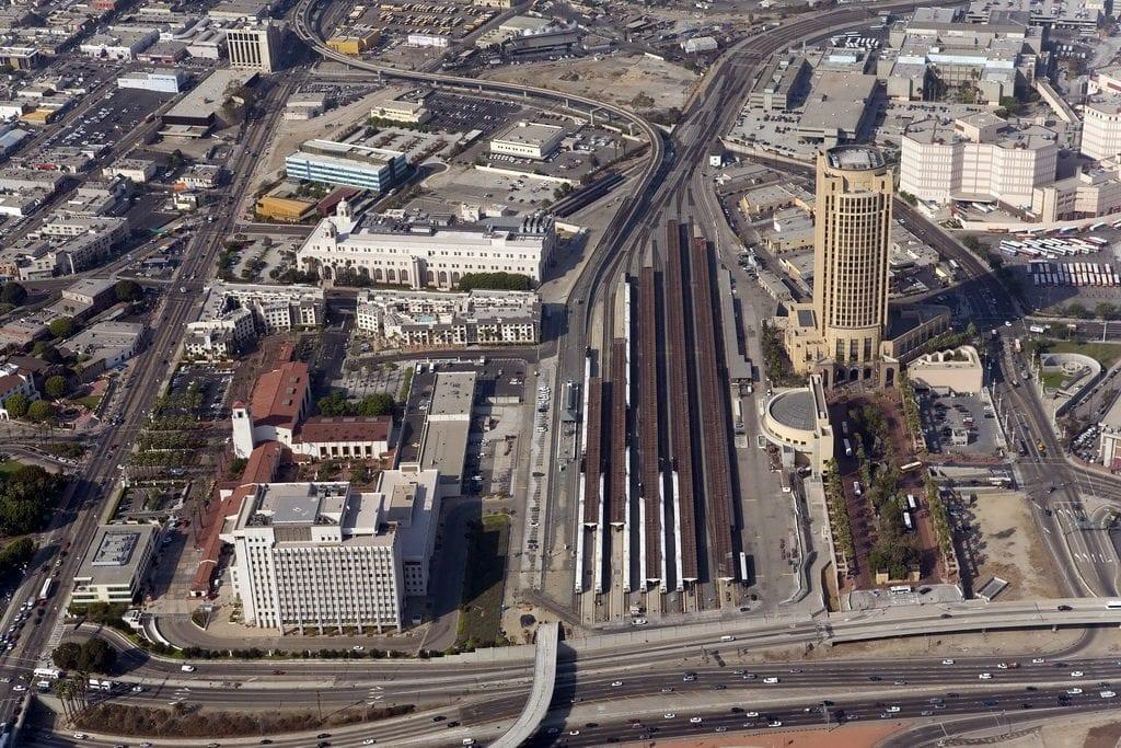 Union Station Aerial