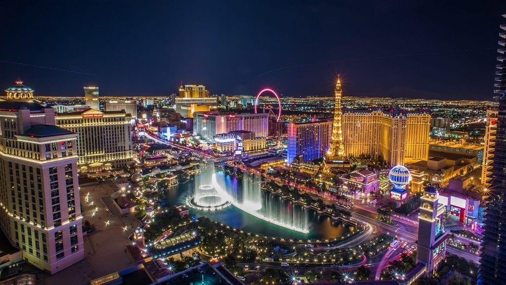What is Las Vegas population?