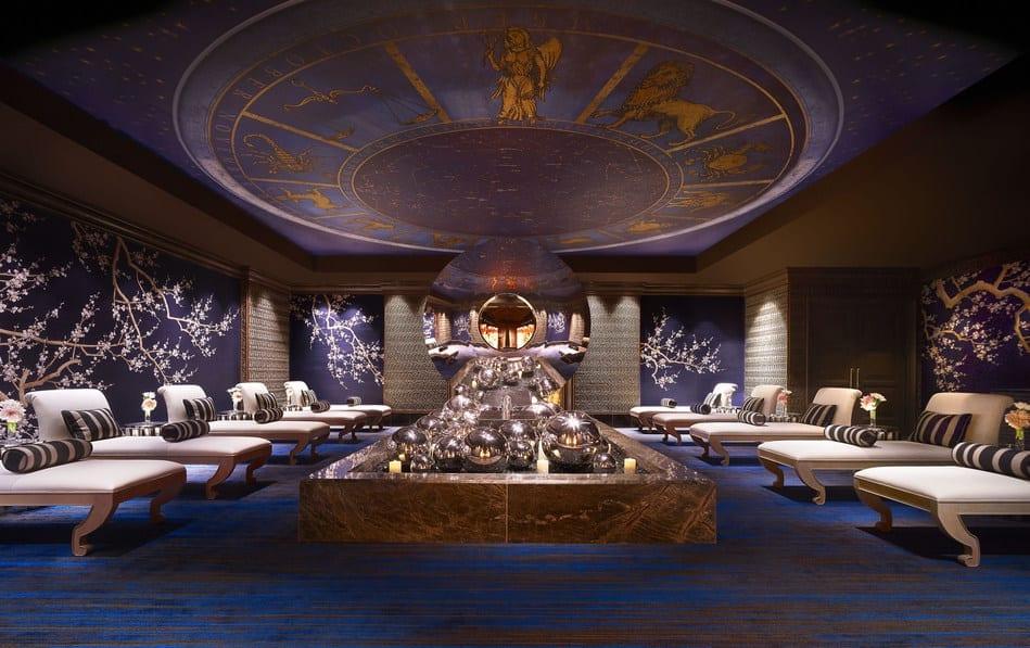 New Spa Design at The Spa at Wynn