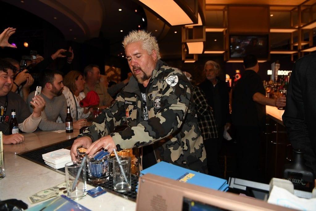 Guy Fieri at The STRAT Hotel, Casino & SkyPod