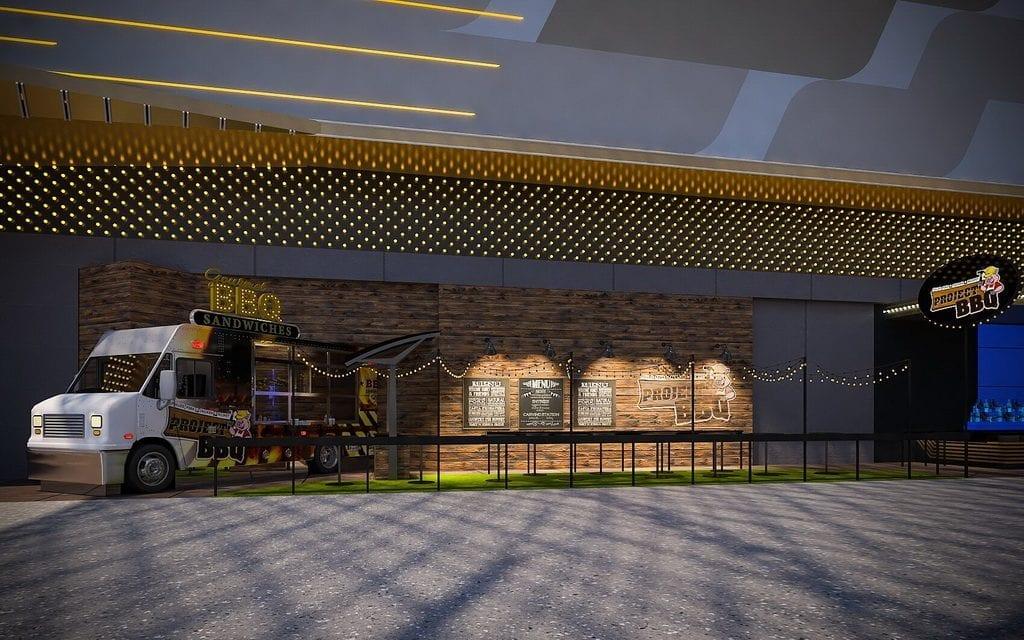 Project BBQ at Circa Resort & Casino