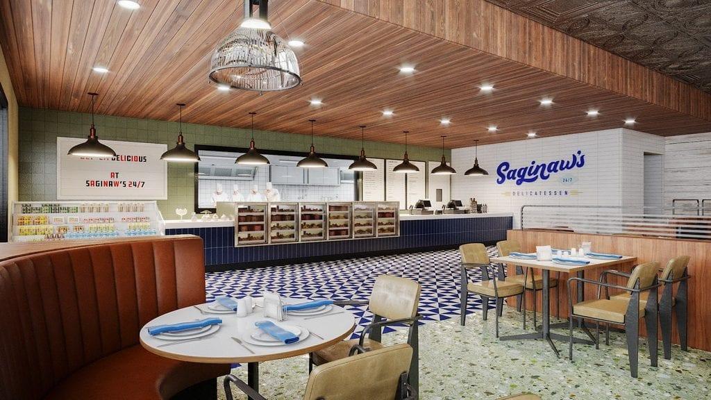 Sagniaw's Delicatessen at Circa Resort & Casino
