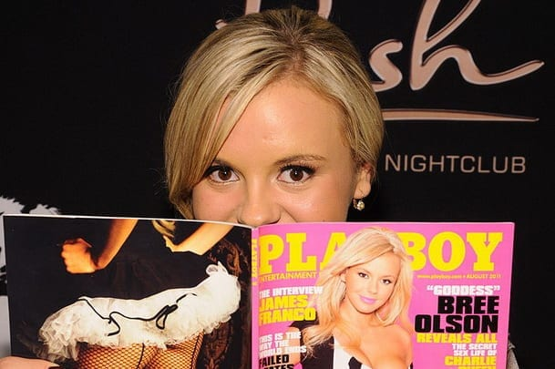 Bree Olson at Posh Boutique Nightclub