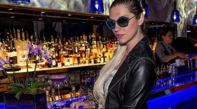 Kesha at Hakkasan Las Vegas