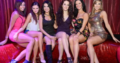 The Cast of FANTASY in their VIP booth at LAX Nightclub_Featured