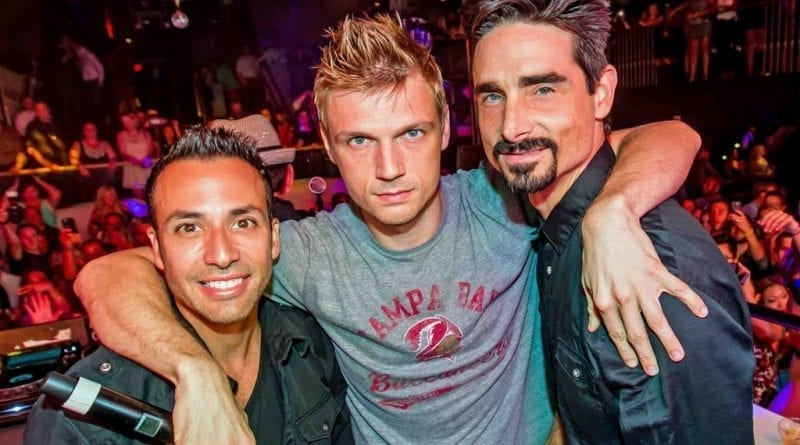 Backstreet Boys at Body English