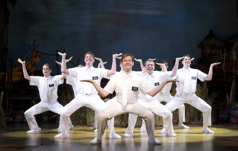book of mormon musical pdf