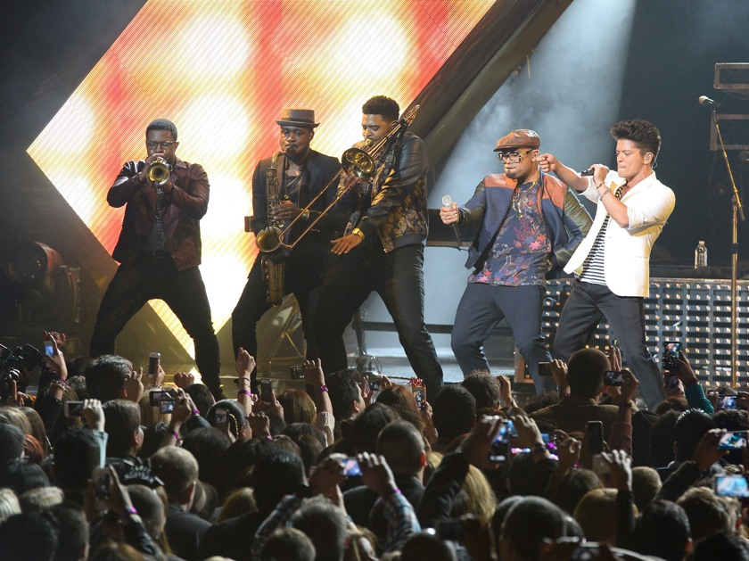 Bruno Mars at The Chelsea, New  Year's Eve at The Cosmopolitan of Las Vega