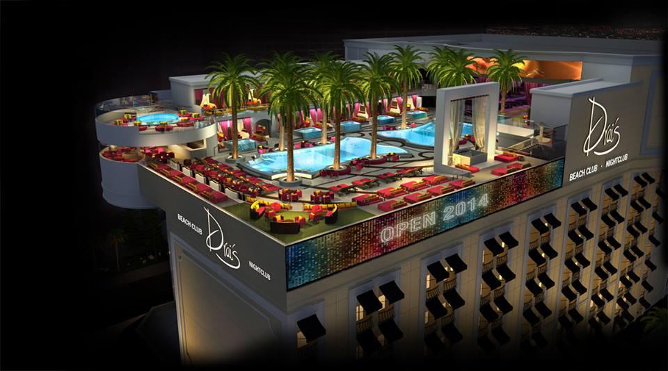 Drais Nightclub Beach Club Is Now Hiring Travelivery