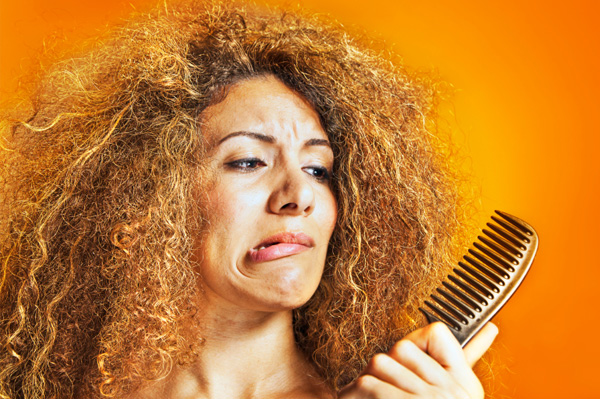 10 Reasons - Frizzy Hair