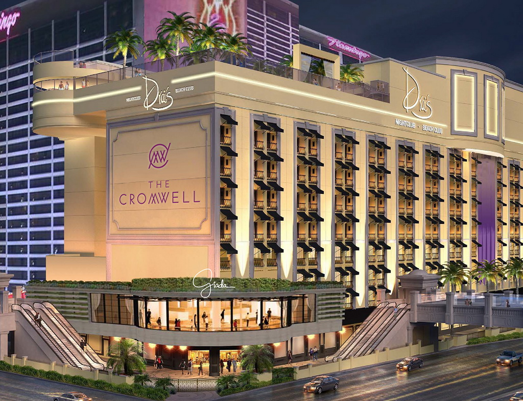 The Cromwell Rendering