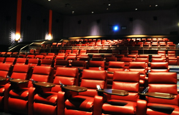 Galaxy luxury theatres to debut 2014 classic movie series for Riverbank theater