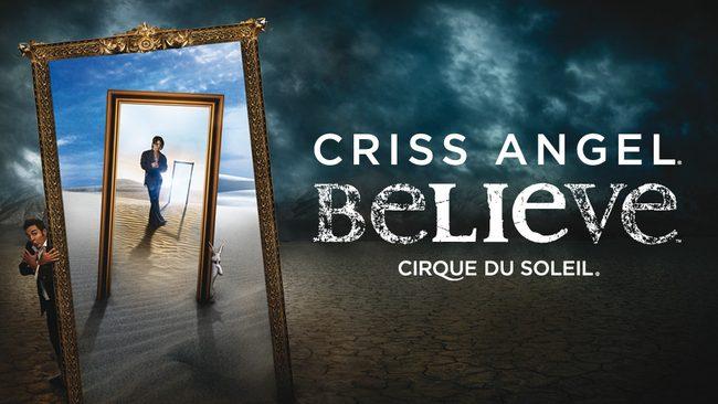 Criss Angel's Believe