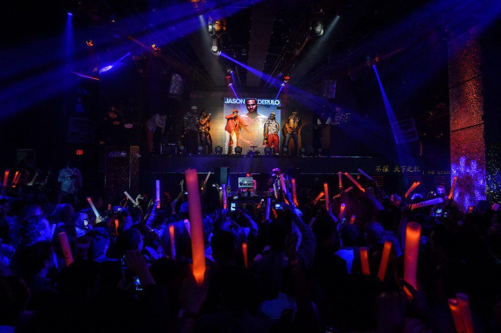 Jason Derulo Album Release Party at TAO
