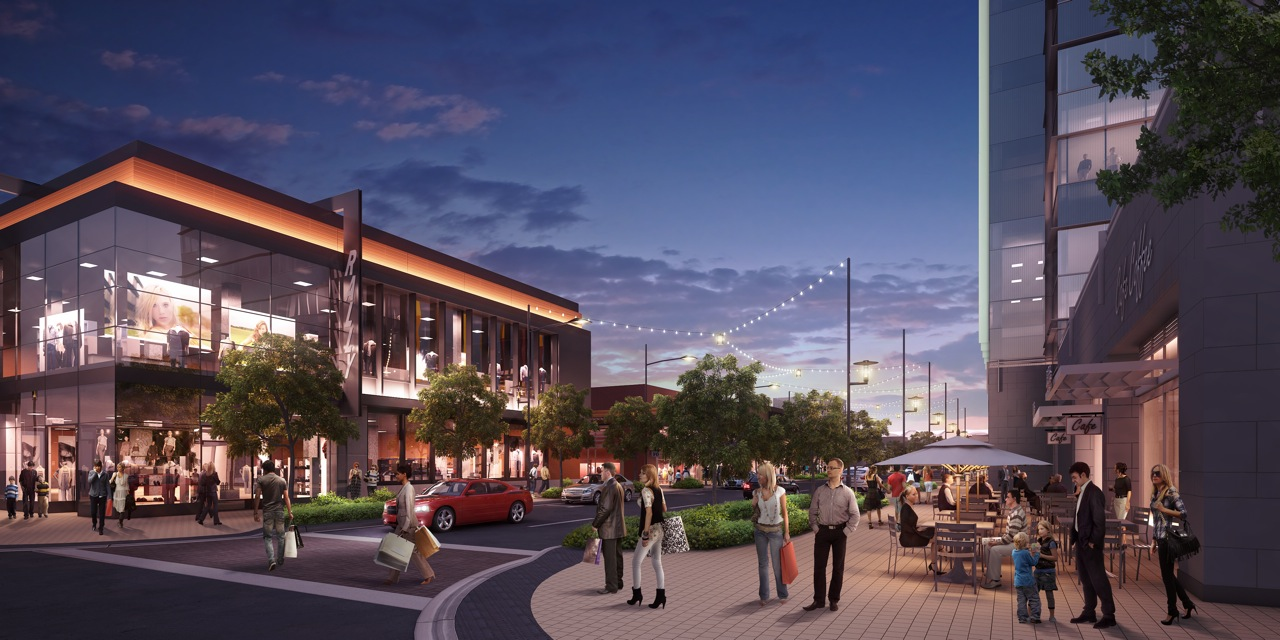 Downtown Summerlin Opens In October Travelivery