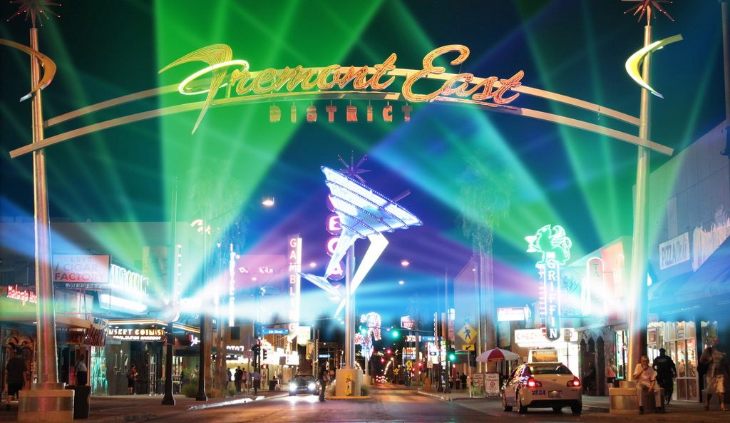 Wednesdays Downtown at the Fremont East Entertainment District