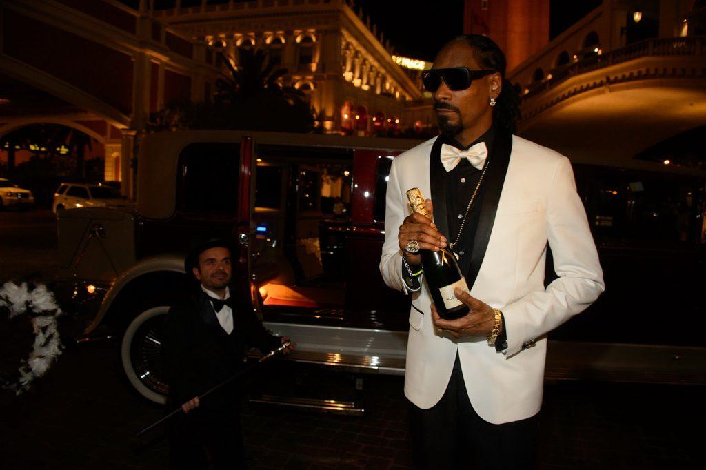 Snoop Dogg and Trinidad James at TAO