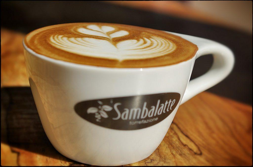 Sambalatte Cappuccino at Monte Carlo Plaza