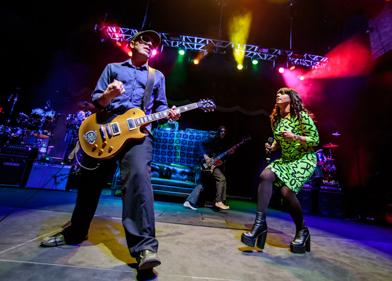Thievery Corporation at Brooklyn Bowl Las Vegas