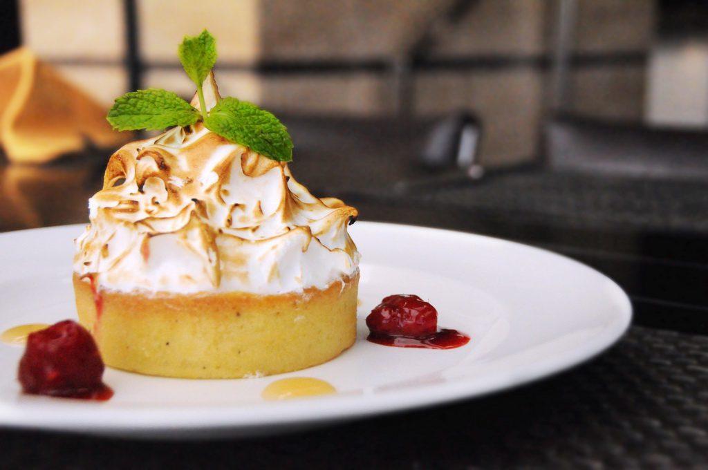 Anthonys Gourmet Burgers & Brews - Lemon Meringue Pie
