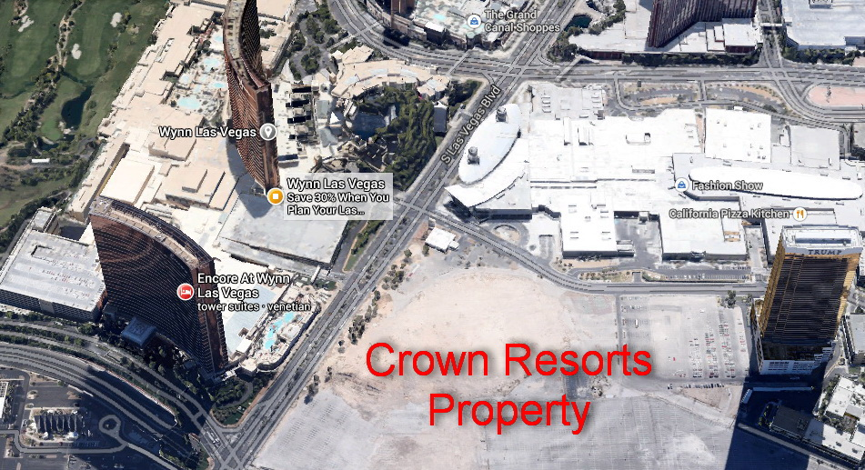 Crown Resorts News
