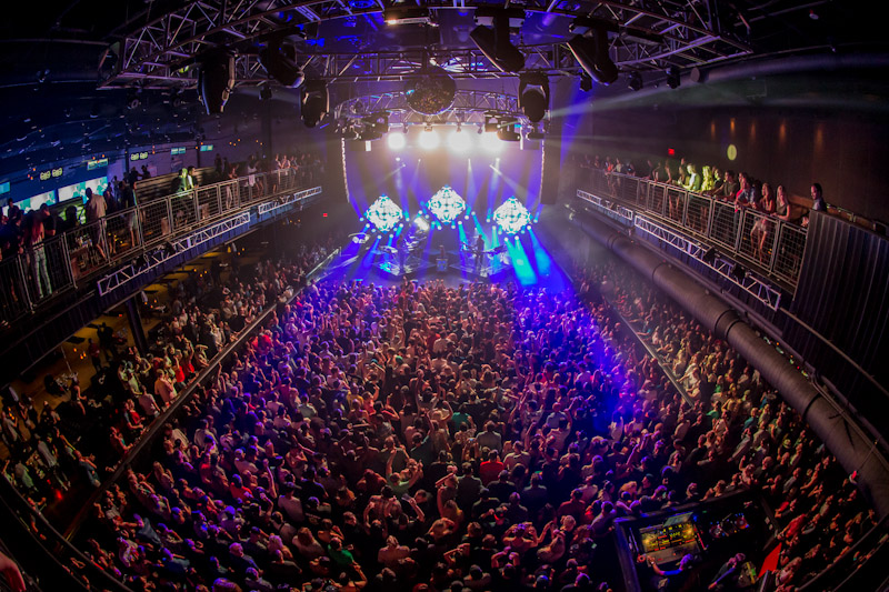Disclosure At Brooklyn Bowl Las Vegas 34 Travelivery 174