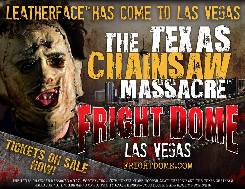 Fright Dome 2014