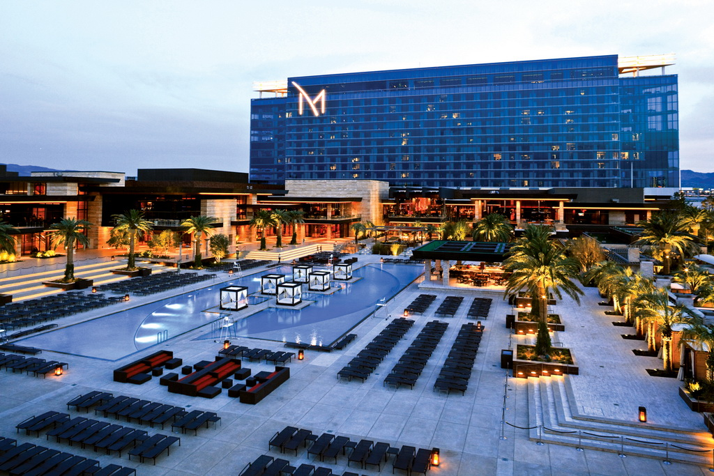 M resort spa casino job fair for the 2015 pool season for Pool spa show vegas 2015