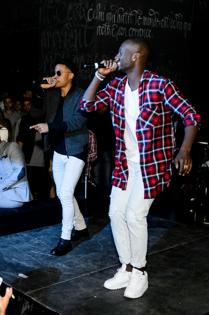 Nico & Vinz Perform at Foxtail