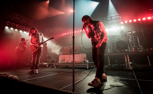 The Strokes Perform at The Chelsea