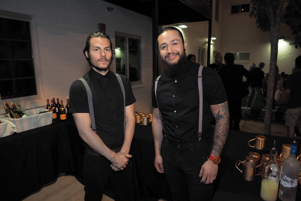 Chefs to the Max - Commonwealth Bartenders