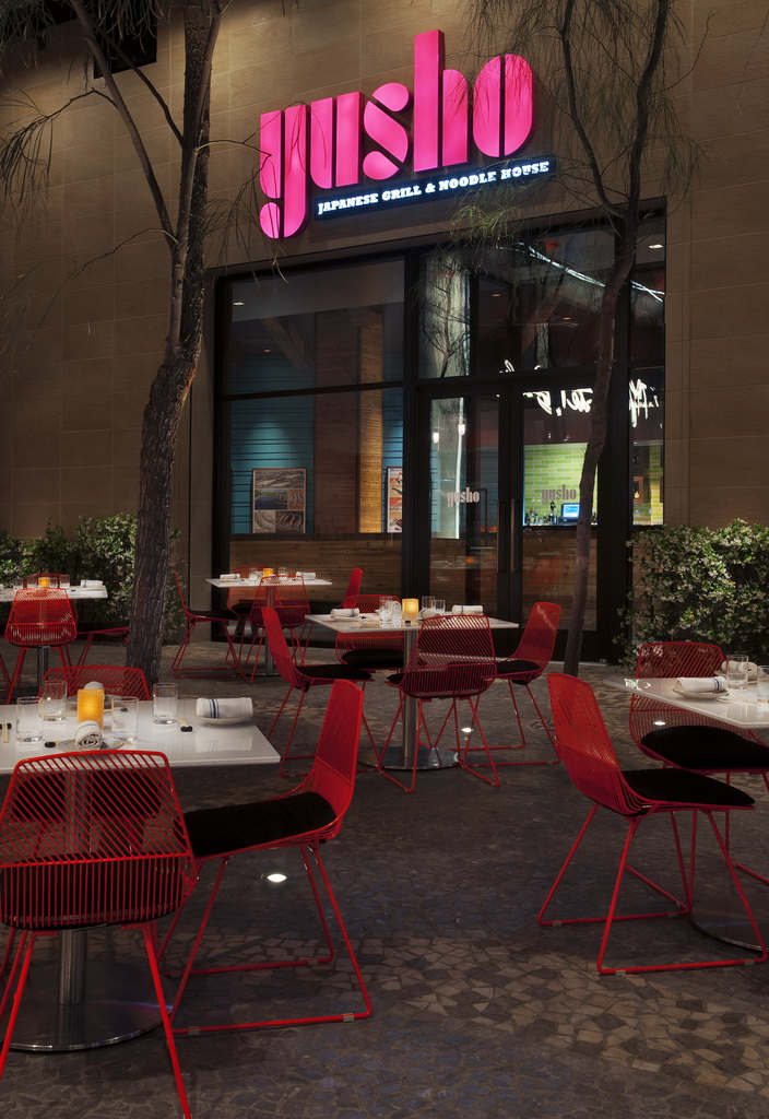 Extend Your Summer at Monte Carlo's Yusho Patio