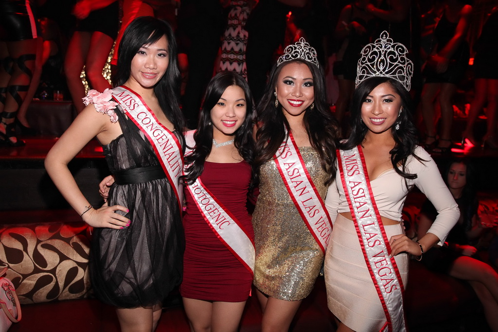 Miss Asian Las Vegas Pre Party Photos At Tao Nightclub