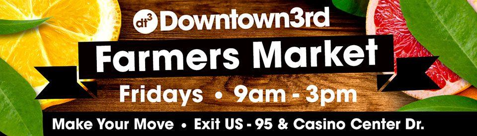 Las Vegas Farmers Market at Downtown 3rd