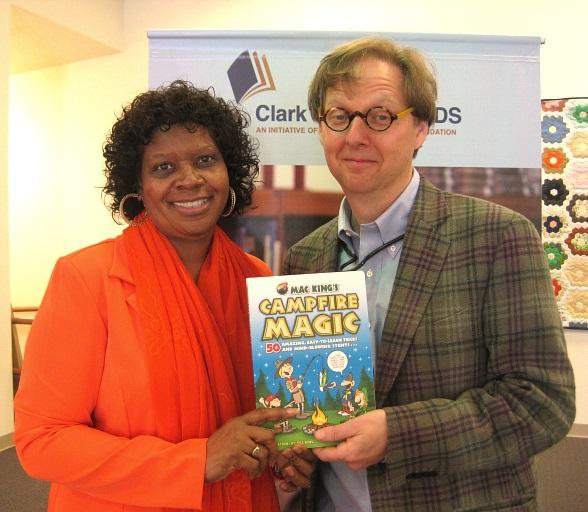 Mac King's Magical Literacy Tour