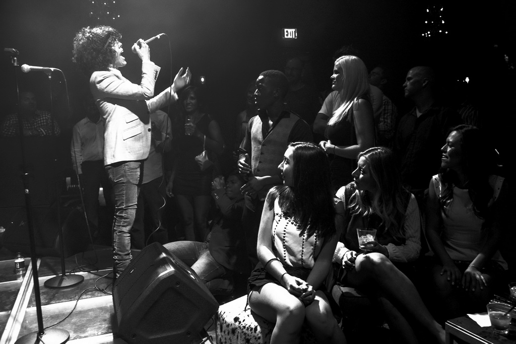 The Sayers Club welcomes LP to the Sayers' stage
