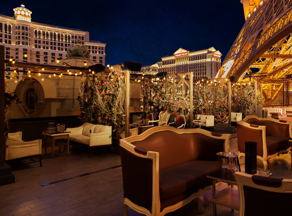 Chateau Nightclub Amp Rooftop Las Vegas Halloween Parties
